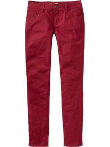 Old Navy Red Jeans
