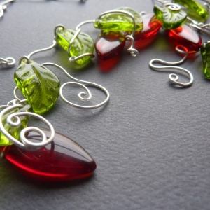 Delicate Vine Necklace