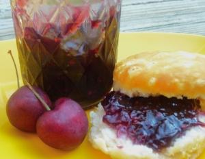 Cherry-Berry Ginger Jam